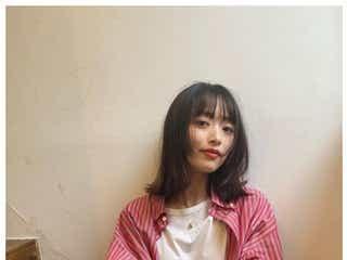 """近藤千尋、""""リップフェザーカット""""に挑戦「新鮮」「めっちゃ似合ってる」と反響"""