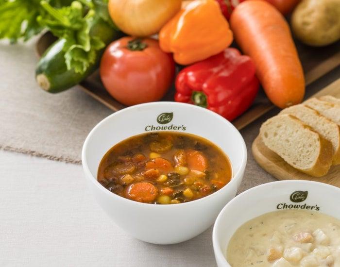 美味しくて満腹感も!東京のスープ専門店5選/チャウダーズ スープ&デリ/画像提供:ペンテ