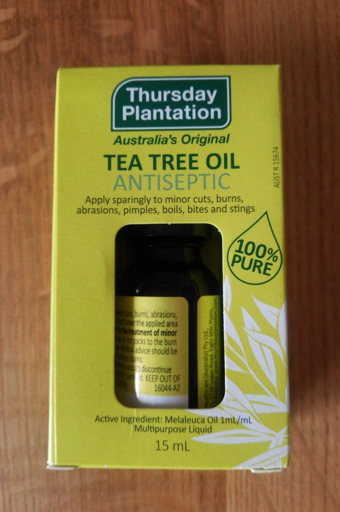 先住民族アボリジニの時代から使用されてきたティーツリーオイル/フレッシュですっきりとした清潔感のある香り(提供画像)