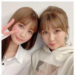 モデルプレス - 生見愛瑠、宇野実彩子の自宅訪問 2ショットに「姉妹みたい」「天使が2人」と反響