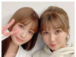 生見愛瑠、宇野実彩子の自宅訪問 2ショットに「姉妹みたい」「天使が2人」と反響
