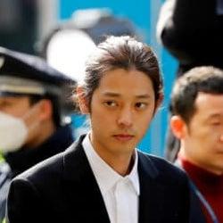 K-POP歌手チョン・ジュニョンに懲役6年、性的暴行を隠し撮り