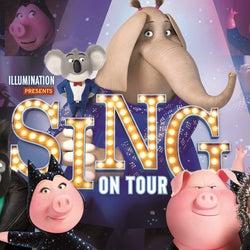 USJ、映画「SING/シング」の新ミュージカル・アトラクション来春オープン