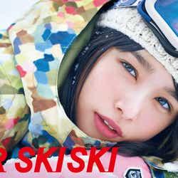 「JR SKISKI」新ヒロイン!桜井日奈子