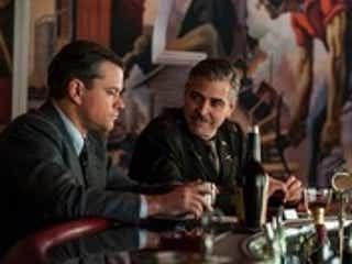 マット・デイモン、映画『ミケランジェロ・プロジェクト』撮影中もジョージ・クルーニーにハメられていた!