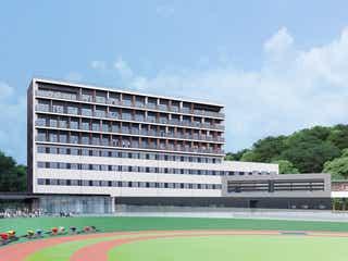 岡山「KEIRIN HOTEL 10」競輪場が目の前のスタジアム一体型ホテル