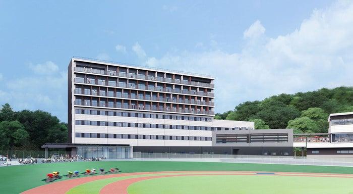 KEIRIN HOTEL 10/画像提供:温故知新