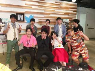 座長・小栗旬は褒められて伸びるタイプ 菅田将暉&吉沢亮のお泊まりエピソードも<映画銀魂ウラ話Q&A>