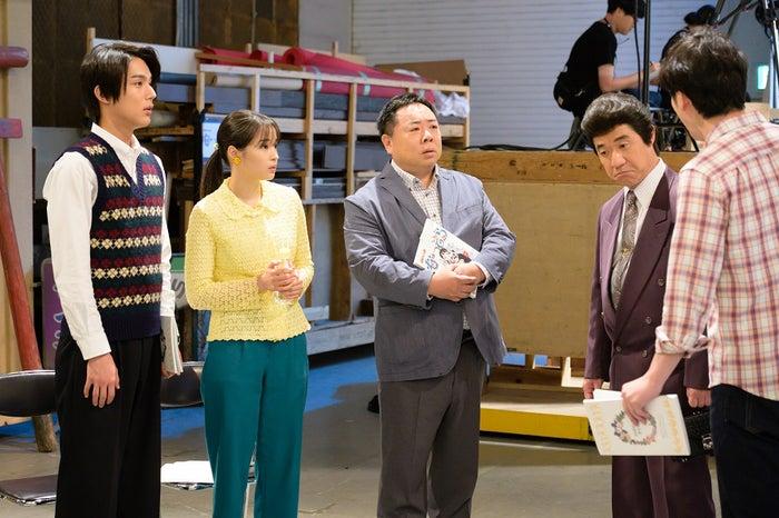 「なつよ、俺が真壁だ」より(C) NHK