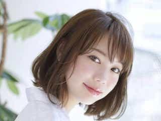 ミディアムパーマ×前髪ありなスタイル集。アレンジしやすい可愛い髪形をご紹介