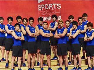 """「最強スポーツ男子」にボイメン&Da-iCEメンバー、""""with B""""も参戦<出演者一覧>"""