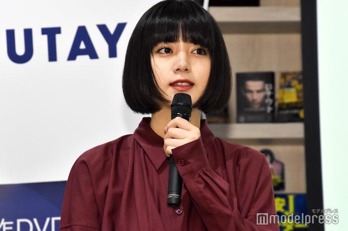 トークショーに出席した池田エライザ (C)モデルプレス