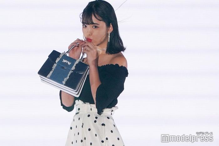 「GirlsAward 2018 SPRING/SUMMER」に出演した藤田ニコル (C)モデルプレス