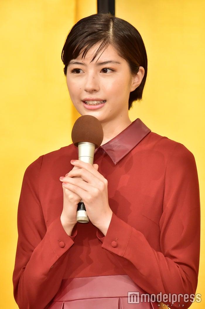 有村架純ヒロイン朝ドラ「ひよっこ」に出演が決定した佐久間由衣(C)モデルプレス