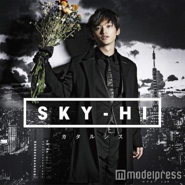 SKY-HI 2ndアルバム「カタルシス」ライブ映像盤 CD+DVD2(2016年1月20日発売)