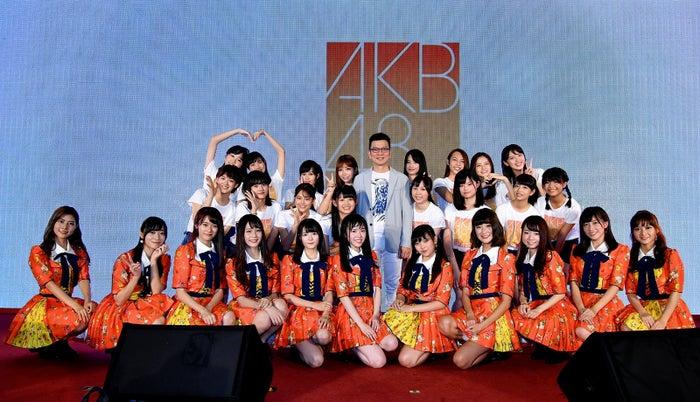 AKB48 Team TP、TPE48から再始動...