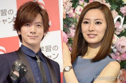 DAIGO、妻・北川景子とMC練習 山口達也降板で代役務める