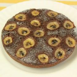 炊飯器 バナナケーキ