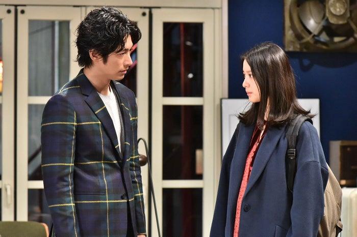 ディーン・フジオカ、武井咲/「今からあなたを脅迫します」第4話より(画像提供:日本テレビ)