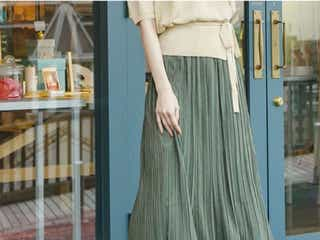 この春「グリーン」の人気がとまらない!今買いたいおすすめスカート5選
