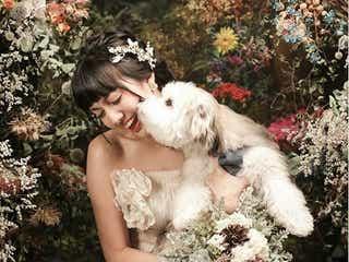 犬好きさんにおすすめ!大好きな愛犬と残すウェディングフォトのアイデア