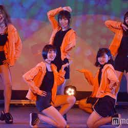 (左から時計回りに)アンジェリカ、川平朱莉、碓井玲菜、尾方琴葉、青島妃菜 (C)モデルプレス
