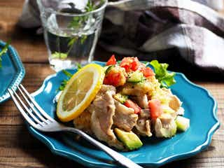 一皿で大満足!アボカドと冷しゃぶのおしゃれサラダ2選