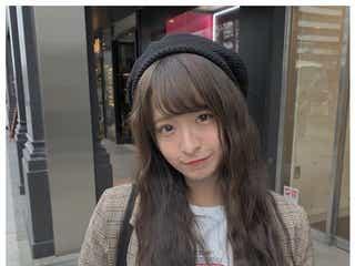 女子が憧れるアイドル・NMB48清水里香がオシャレすぎると噂に【注目の人物】
