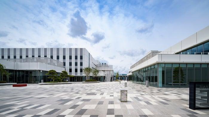 羽田イノベーションシティ/画像提供:羽田みらい開発