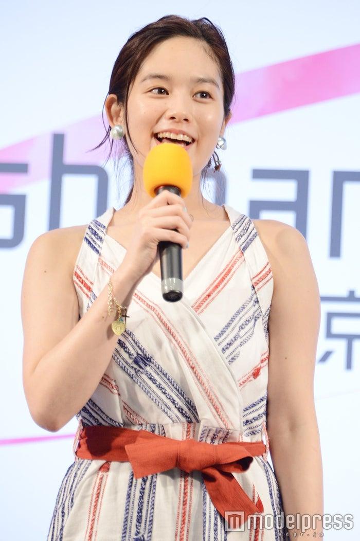 筧美和子、休日を充実させる方法を語る(C)モデルプレス