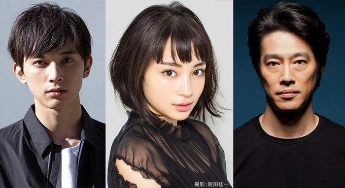 (左から)吉沢亮、広瀬すず、堤真一(提供画像)