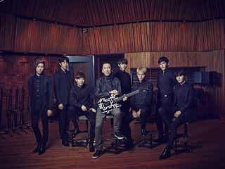 INFINITE 布袋寅泰初となる韓国アーティストへの書き下ろし曲で12月24日ニューシングル発売決定