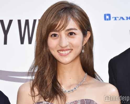 堀田茜、人生初の快挙に喜び 憧れの先輩女優を明かす