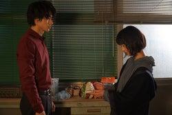 「トドメのパラレル」山崎賢人、門脇麦(C)NTV