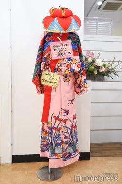 琉装も貸出。SNSに着画を投稿すると商品が無料に!(C)モデルプレス