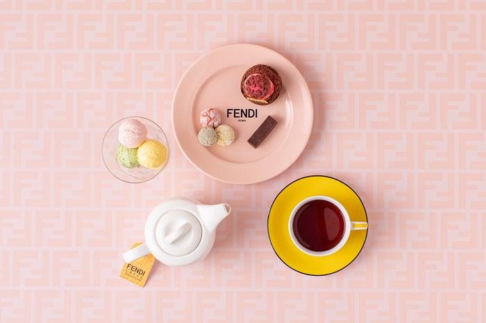 FENDI CAFFE by ANNIVERSAIRE/画像提供:フェンディ ジャパン