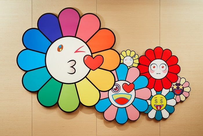 (C)2021 Takashi Murakami/Kaikai Kiki Co., Ltd. All Rights Reserved.