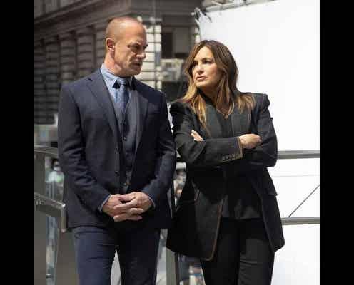 『LAW & ORDER:性犯罪特捜班』ベンソンとステイブラーが恋仲になる可能性は?クリエイターが答える