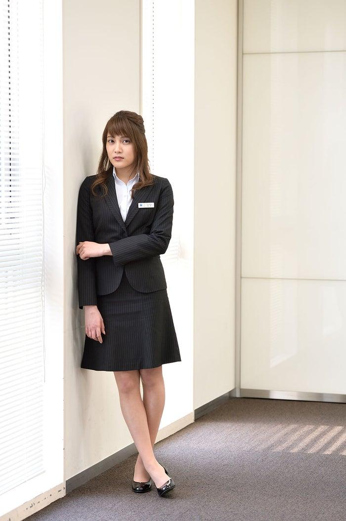 入山杏奈 (画像提供:テレビ朝日)