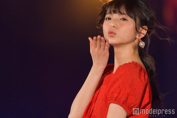 「GirlsAward 2017 SPRING/SUMMER」に出演した齋藤飛鳥 (C)モデルプレス