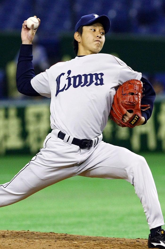 野上亮磨投手(写真:Getty Images)
