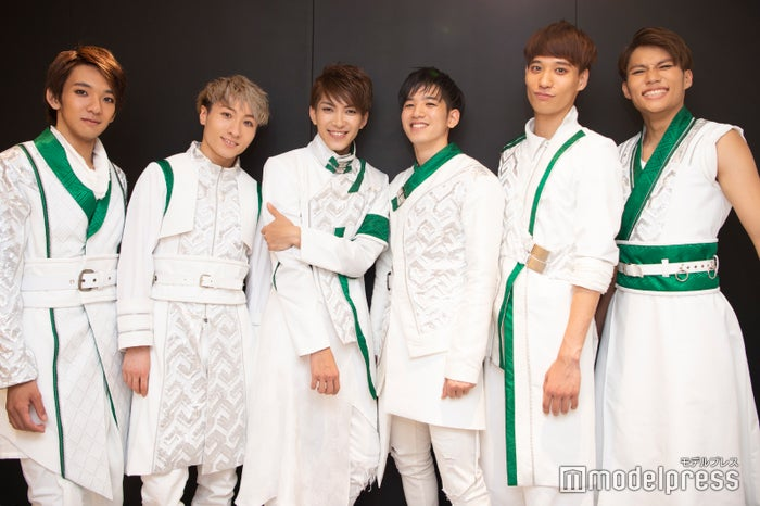 【team若葉】河島樹来、R-NE、泰江和明、Rayshy、飯田寅義、下田壮良 (C)モデルプレス