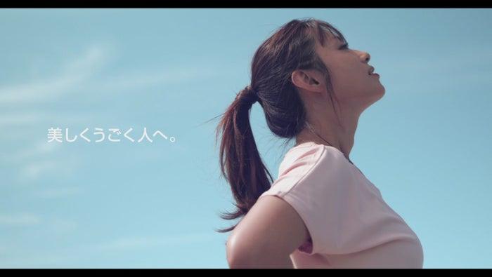 深田恭子出演Web動画(提供画像)