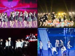 TWICE、IZ*ONEら集結「KCON 2019 JAPAN」閉幕 過去最大級の盛り上がりに<最終日「M COUNTDOWN」レポ&セットリスト>