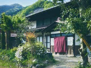 山梨「古民家宿るうふ 織之家」築112年の古民家を再利用した1日1組限定宿