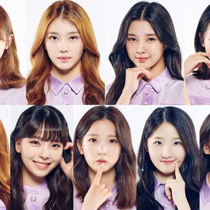 <Girls Planet 999>ファイナル生存者18名&新TOP9発表