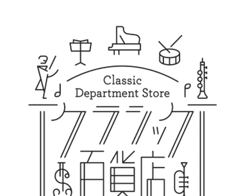 クラシック名盤シリーズ『クラシック百貨店』、著名人が選ぶお気に入りの1枚を公開&追加50タイトルの発売も決定