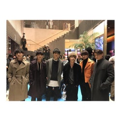 EXILE岩田剛典ら、グループ越えてイケメン揃う 「顔面偏差値高すぎ」とファン興奮