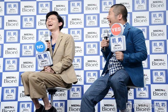 菅田将暉、澤部佑(C)モデルプレス