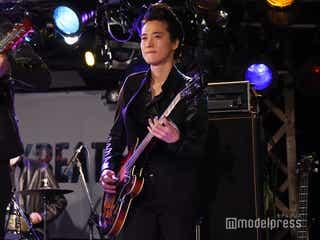 A.B.C-Z戸塚祥太、ベース担当でバンド初挑戦「すごい興奮」 ふぉ~ゆ~辰巳雄大らと生演奏<BACKBEAT>